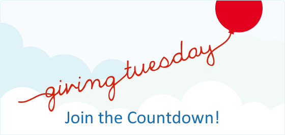 countdown to givingtuesday