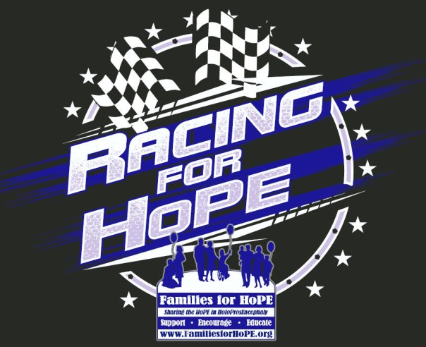 Racing for HoPE front